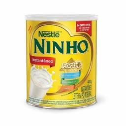 Vendo latas de leite ninho vazias