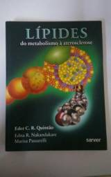 Livro lípides do Metabolismo à Aterosclerose