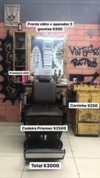 Kit Cadeira Prismac $3000