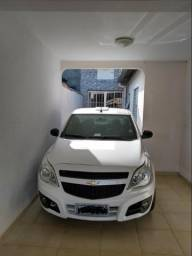Gm - Chevrolet Montana 1.4 LS - Pego Carro menor valor - 2013