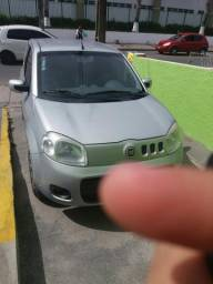 Uno Vivace 2012 com kit gás - 2012