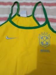 Blusa Brasil Nike