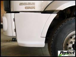 Tapa Estribo Ford Cargo Traçado Ano 2012 - 2 Degrau com Dobradiça