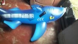 Peixe inflavel