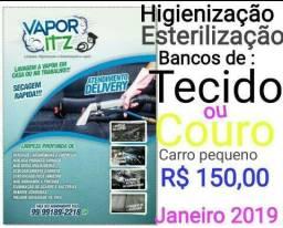 Vaporitz - Higienização e Esterilização a VAPOR !!!