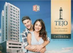 Residencial Tejo Ceilandia Apartamentos 2 e 3 Quartos