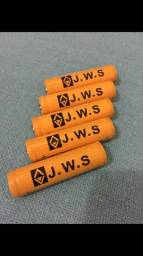 Bateria com chip para lanterna - Profissional