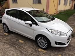 Fiesta Titanium Hatch 1.6/16V (2014) - 2014