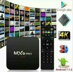Tv box ultra HD 4k