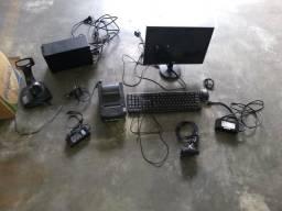 Computador completo para loja