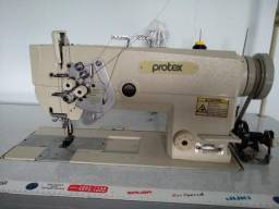 Máquina de costura pespontadeira