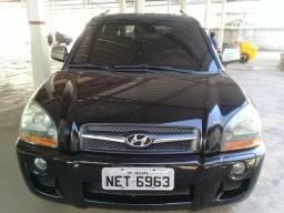 Hyundai tucson 2.o automático 2009/2010 completão - 2010