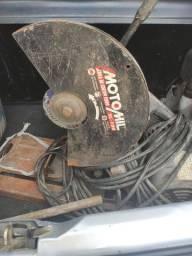 Policorte serra de cortar ferro motomil trifásico