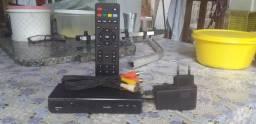 Vendo comvensor digital+antena