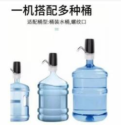 Bomba Elétrica Recarregável Para Galão de Água