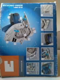 Serra Circular Einhell 1400w Bt-cs 1400/1  127v