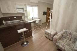 Apartamento para alugar com 1 dormitórios em Jardim araxa, Marilia cod:L10712
