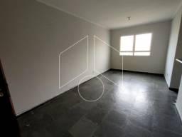 Apartamento para alugar com 1 dormitórios em Jardim cavallari, Marilia cod:L123