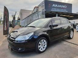 Carro TOP - C4 2.0 Exclusive AT - 2013 (Completo)