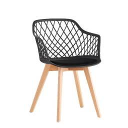 Cadeira polipropileno eames charles kiara