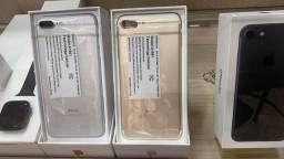 iPhone 7 Plus 128gb no plástico com garantia loja física
