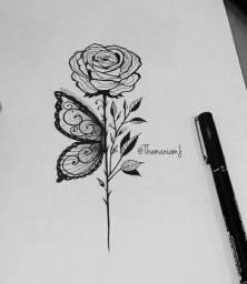 Promoção de tatuagem