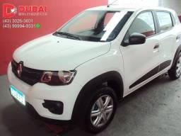2020 - Renault Kwid Zen 1.0 Flex - Completo - Apenas 53 Km - Novíssimo - 2020