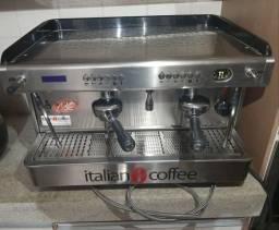 Máquina de café espresso Italian Coffe