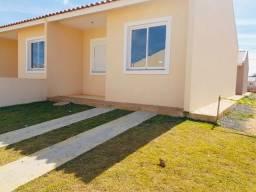 Sua Casa nova 2 dormitórios pronta para morar Saiba Mais!