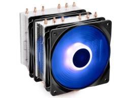 Noobi - Cooler P/ Processador Deepcool Neptwin Intel/Amd RGB - dp-mch6-nt-a4rgb