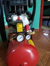 Compressor MOTOMIL 2 HP 24 L