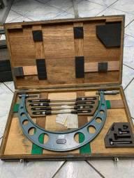 Micrômetro Mitutoyo 300 à 400 mm