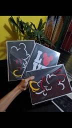 Kits Placas Decorativas