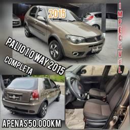 Palio Way 2015 Completa / Raridade