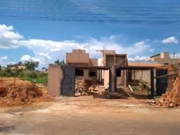 Casa em fase de obra