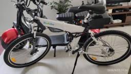 Bio Bike MTB Full Suspension Dobrável