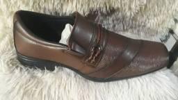 Sapatos Sociais ( 38 ao 43 ) - 5 Modelos Disponíveis