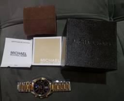 Joia Relógio Michael Kors MK5956\5AN Prata\Dourado