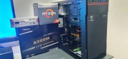 PC Gamer NOVO Ryzen 2200G 8GB HD 1TB