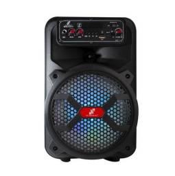 Caixa de Som Portátil 30w Bluetooth/ Usb / Sd /Aux / Fm -Xc-Qs-811