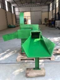 Ensiladeira, triturador para verde