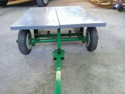 Carrinho de carga para 100 kg