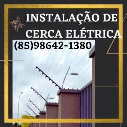 Título do anúncio: Cerca Elétrica - Instalação de cerca elétrica em todo o Ceará