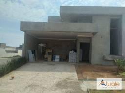 Título do anúncio: Casa com 3 dormitórios à venda, 169 m² por R$ 774.000,00 - Parque Olívio Franceschini - Ho