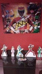 Título do anúncio: Painel Power Rangers