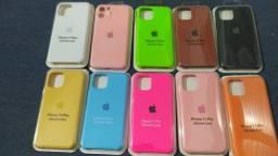 Título do anúncio: Case iPhone 11 e 11 pro Max