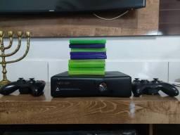 Xbox 360 com armazenamento de 512