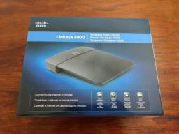 Roteador Wireless Cisco Linksys E900