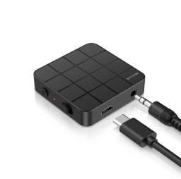 Transmissor De Áudio Receptor Adaptador Wireless Bluetooth