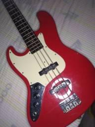 Jazz Bass Eagle p/canhoto